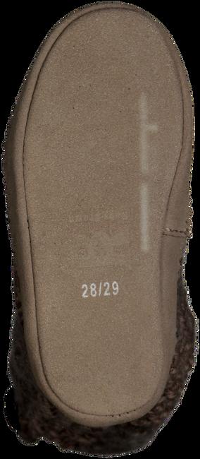 taupe RUBY BROWN Pantoffels 8824  - large