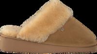 WARMBAT Chaussons ALICE en camel  - medium
