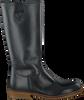 Zwarte HIP Lange laarzen H1344  - small