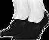 TOMMY HILFIGER Chaussettes TH MEN FOOTIE en noir - small