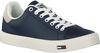 TOMMY HILFIGER Baskets basses ESSENTIAL TOMMY JEANS en bleu  - small