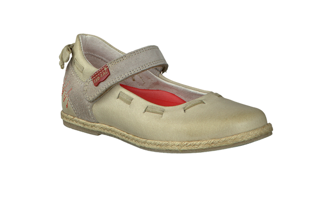 RED RAG Ballerines 3900 en beige - large