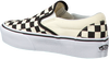 Beige VANS Sneakers  CLASSIC SLIP ON PLATFORM  - small
