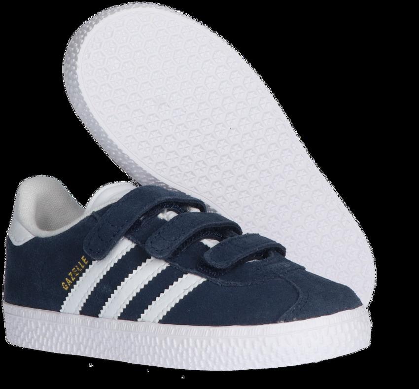Blauwe ADIDAS Sneakers GAZELLE CF I  - larger