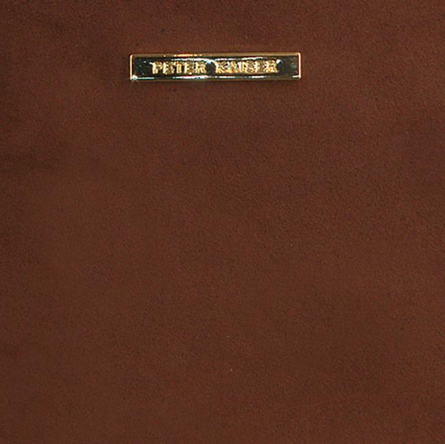 Bruine PETER KAISER Clutch WAIDA  - large