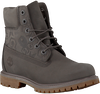 TIMBERLAND Bottes hautes 6IN PREMIUM en gris - small