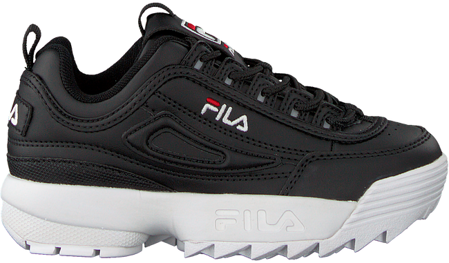 Zwarte FILA Sneakers DISRUPTOR KDS - large