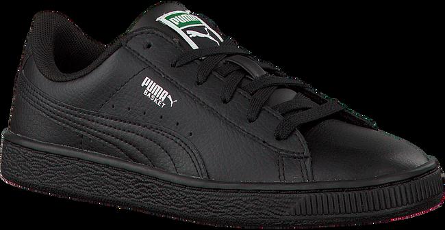 PUMA Baskets BASKET CLASSIC LFS en noir - large