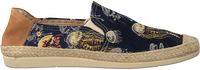 LA SIESTA Espadrilles 51211 en bleu  - medium