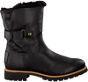 Black PANAMA JACK shoe FELIA IGLOO TRAVELLING  - small
