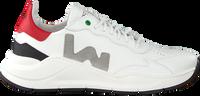 Witte WOMSH Lage sneakers WAVE  - medium