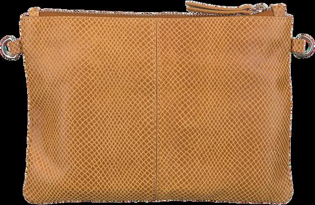 LOULOU ESSENTIELS Sac bandoulière 11POUCH en jaune  - large