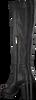 TOMMY HILFIGER Bottes hautes MONO COLOR LONG en noir  - small