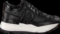 Zwarte RUCOLINE Sneakers 4041 FERRER MIRROR  - medium