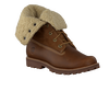 Bruine TIMBERLAND Enkelboots AUTHENTICS SHEARLING BOOT  - small