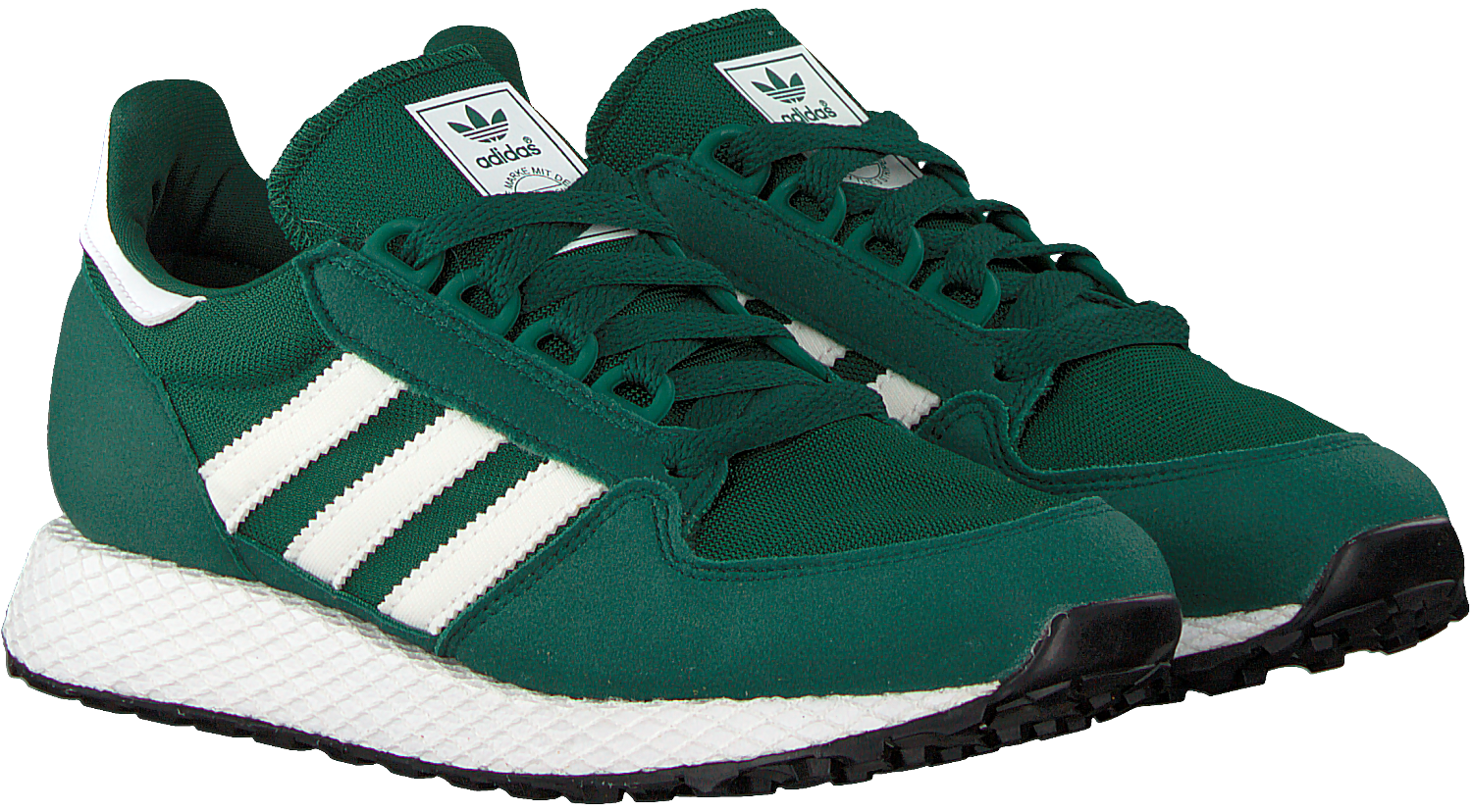 Omoda Forest Grove J be Adidas Sneakers Groene m80wNnv