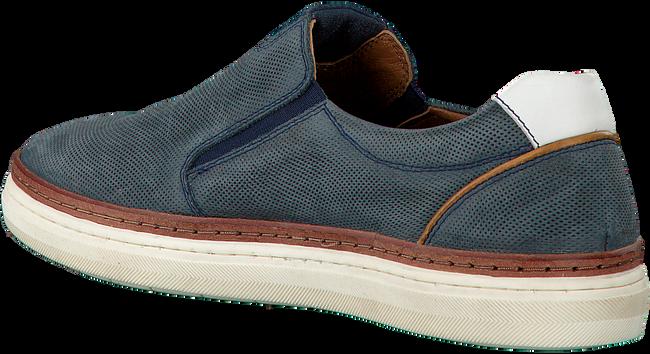 AUSTRALIAN Slip-on baskets BUCKINGHAM en bleu - large