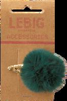 Groene LE BIG Haarband PETULA HAIRCLIP  - medium