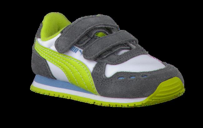 grijze PUMA Sneakers 350659  - large
