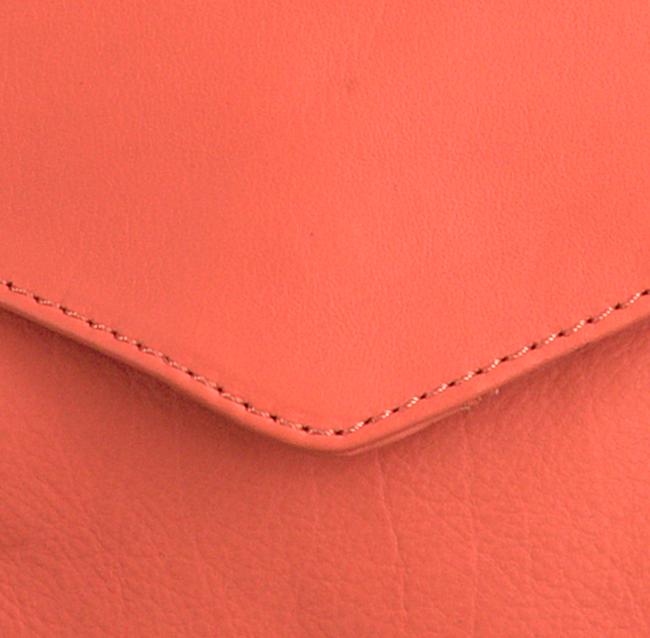 DEPECHE Sac bandoulière 14128 en rouge  - large