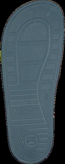 G-STAR RAW Tongs CART SLIDE en gris - large