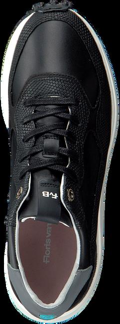 FLORIS VAN BOMMEL Baskets basses 85307 en noir  - large