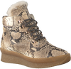 Beige TORAL Sneakers 10995  - small