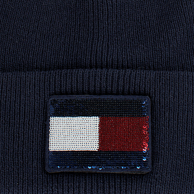 TOMMY HILFIGER Bonnet SWAP YOUR PATCH BEANIE  - large
