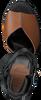 Bruine FLORIS VAN BOMMEL Veterschoenen 17009  - small