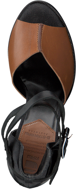 brown FLORIS VAN BOMMEL shoe 17009  - large
