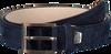 GIORGIO Ceinture HEC1023/35 en bleu - small