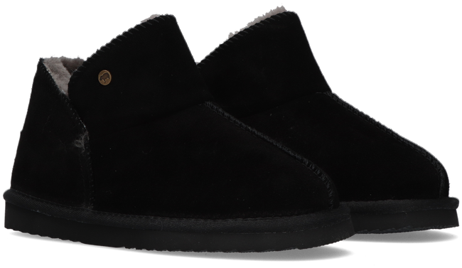 WARMBAT Chaussons WILLOW WOMEN SUEDE en noir - large
