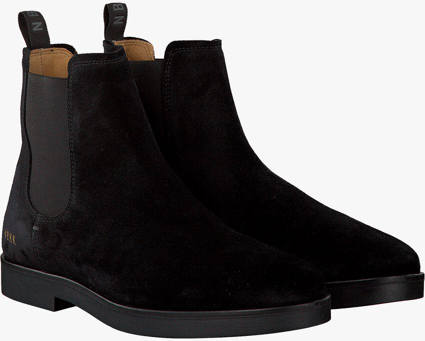 Zwarte NUBIKK Chelsea boots LOGAN CHELSEA  - larger