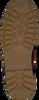 PANAMA JACK Bottines à lacets PANAMA 03 B44 en marron - small