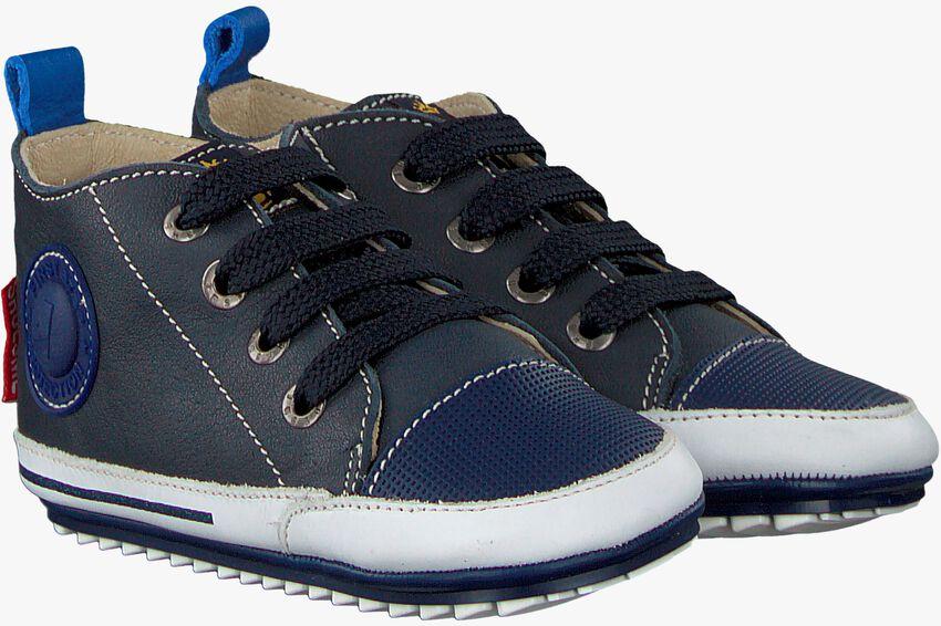 SHOESME Chaussures bébé BP8W004 en bleu - larger