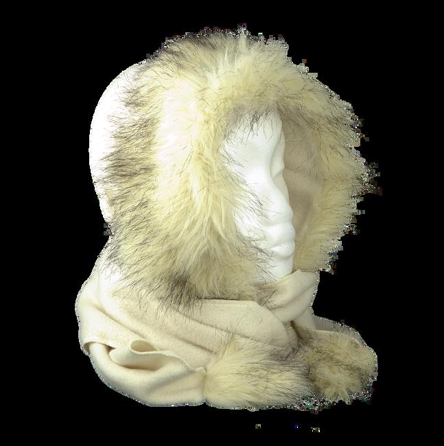 HANOVA Foulard 21 en blanc - large