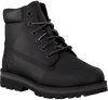 Zwarte TIMBERLAND Veterboots COURMA KID TRADITIONAL 6 INCH  - small
