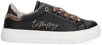 Zwarte TOMMY HILFIGER Lage sneakers 31164  - medium
