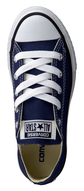 Blauwe CONVERSE Sneakers OX CORE K  - large
