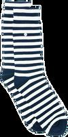 Witte ALFREDO GONZALES Sokken HARBOUR STRIPES - medium
