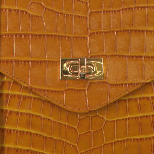 UNISA Sac bandoulière ZGASOL en jaune  - large