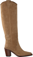 Beige NOTRE-V Lange laarzen BY6606X  - medium