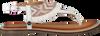 Witte GIOSEPPO Sandalen BERMUDAS  - small