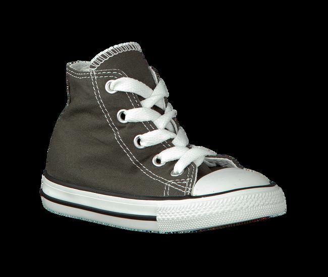 grey CONVERSE shoe HI CAN K  - large