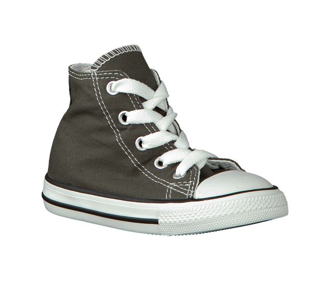 grey CONVERSE shoe HI CAN K  - large