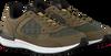 ARMANI JEANS Baskets 935126 en vert - small