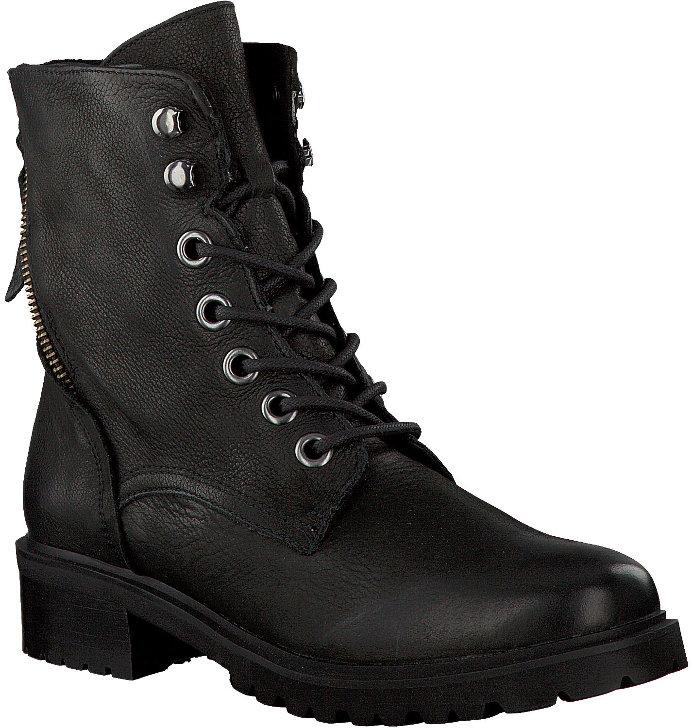 Bottines Lacets Noir Omoda Spm En 21978029 be À m8OPv0Nwyn