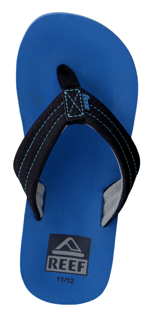 Blauwe REEF Slippers R2345  - large