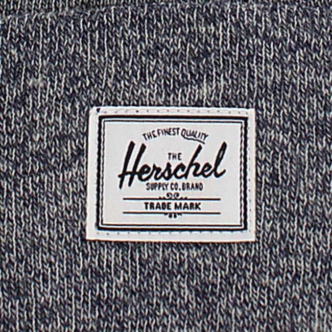 HERSCHEL Bonnet ELMER en bleu - large
