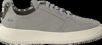 Grijze EKN FOOTWEAR Lage sneakers ARGAN LOW SUTRI DAMES  - medium